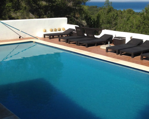 Chalet Privado Cala Tarida Ibiza