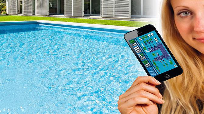 Oxymatic Smart. Más tranquilidad para los propietarios y gestores de piscinas