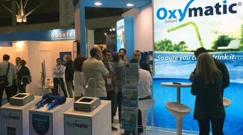 Oxymatic Smart sorprende gratamente a los profesionales del sector de las piscinas