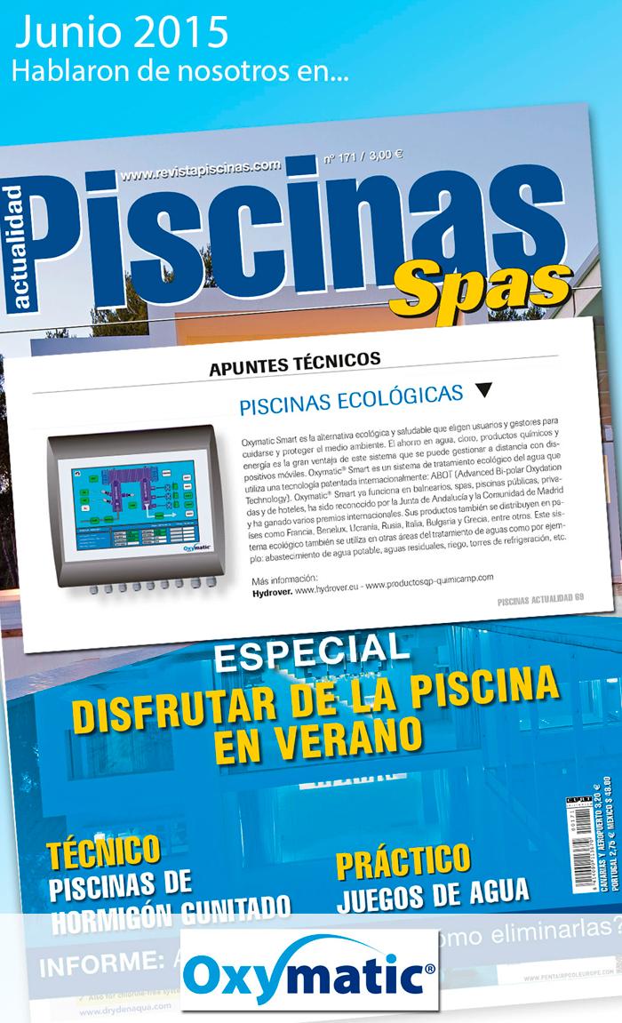 Piscinas Ecológicas - Junio 2015