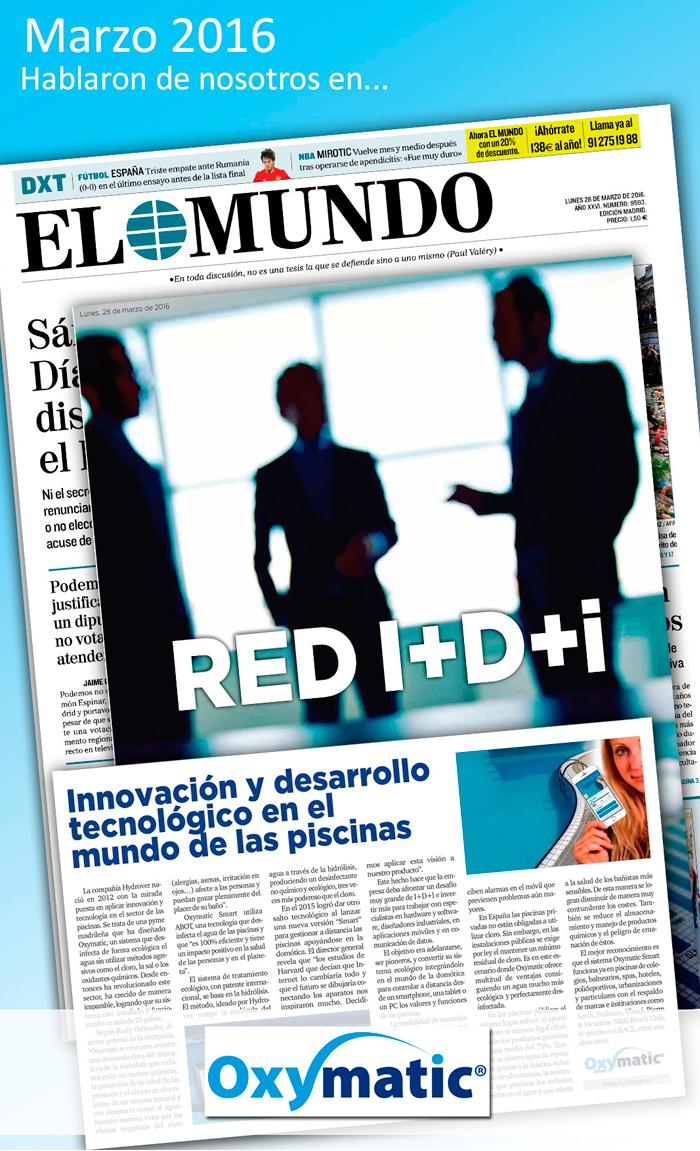 El Mundo - Marzo 2016