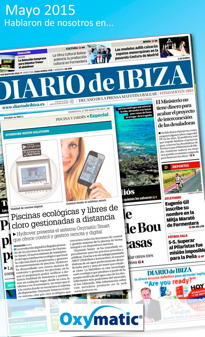 Diario de Ibiza - Mayo 2015